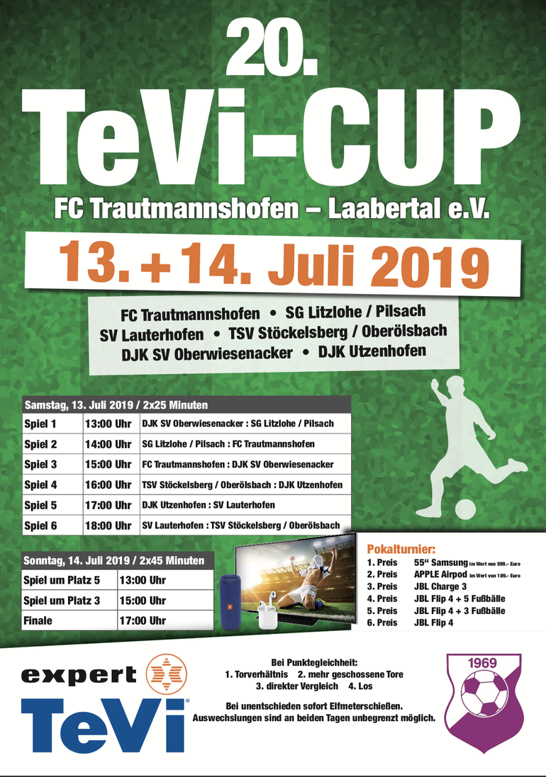 20 TeviCup 2019